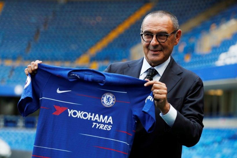 Chelsea uus peatreener: mul hakkab üleminekuturul mehi otsides alati igav