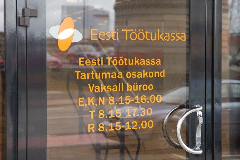 865 000 EUROT: miks on vaja muuta haigekassa ja töötukassa praegust nime?