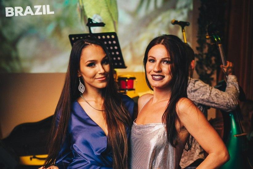 PILDID | Lauljatar Elisa Kolk pidas maha suure sünnipäevapeo koos Brasiilia ja Kuuba meestega