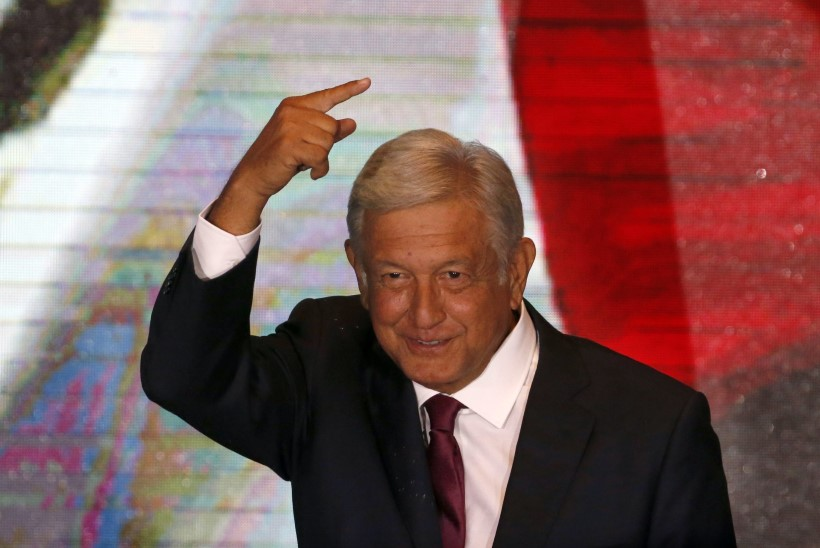 Mehhiko presidendiks valiti ülekaalukalt Andrés Manuel Lopéz Obrador