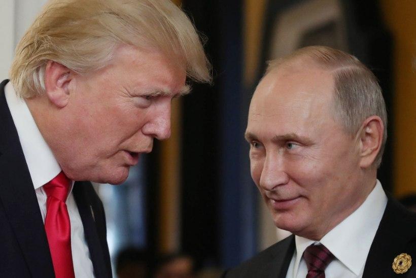 Kreml: Putin ja Trump Krimmi küsimust ei puuduta