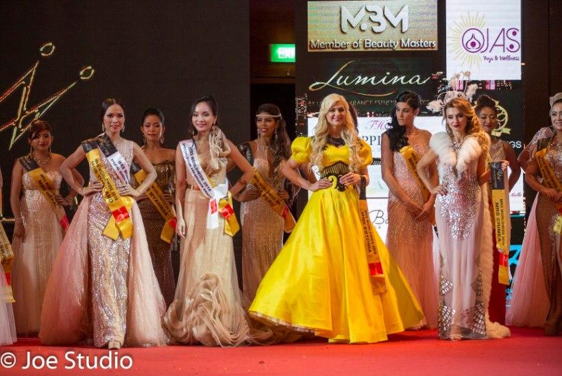 Missis Estonia 2017 Viktoria Borgmann: suurel rahvusvahelisel võistlusel sai näha nii nuttu kui ka naiselikku kadedust