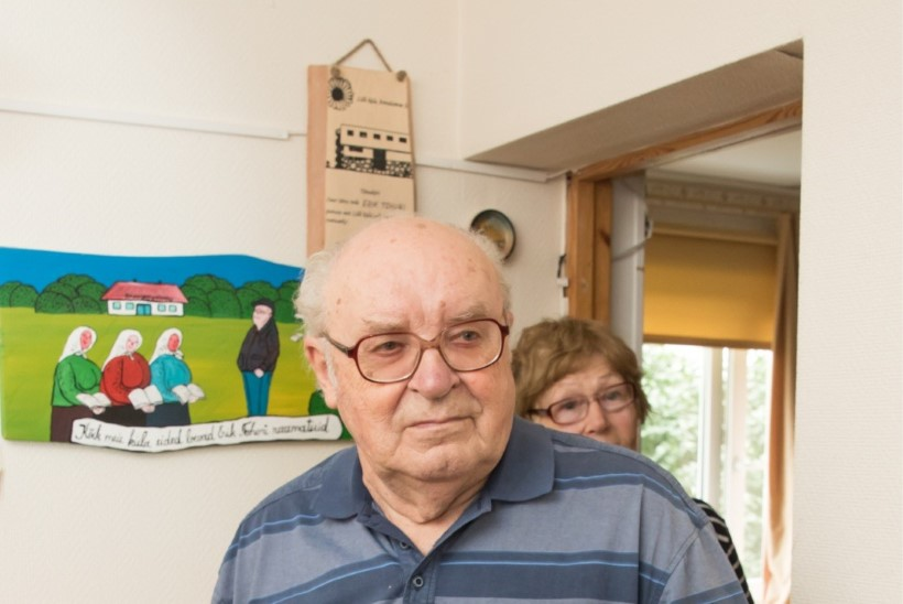 Enimlaenutatud Eesti autor Erik Tohvri kaotas nägemise ja enam raamatuid ei kirjuta