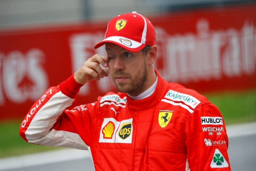 MÄLUMÄNG | Sebastian Vettel ja teised vormeliässad