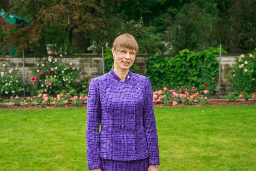 FOTO   President käis Saaremaa ooperipäevadel
