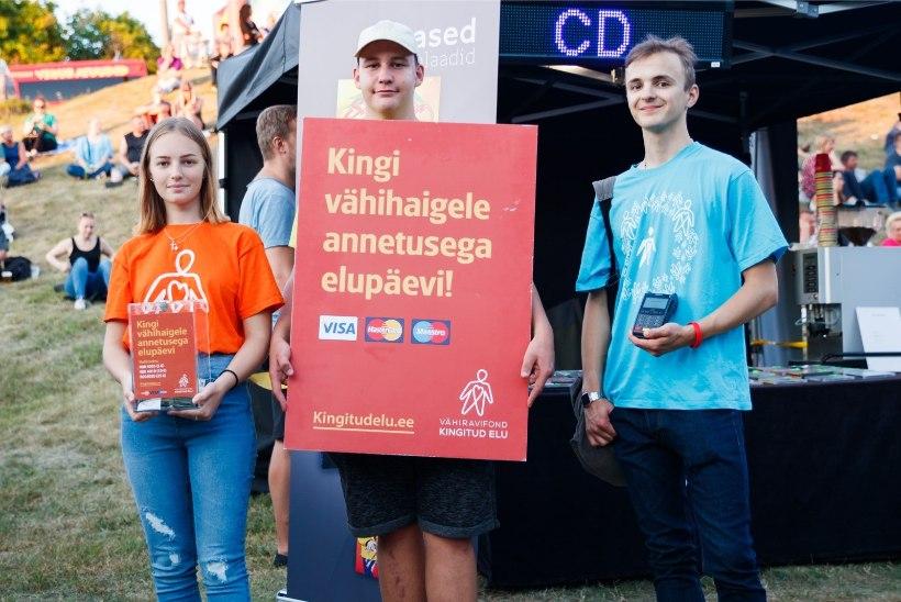 Vähiravifond on aidanud haigeid poole aastaga üle 1,1 miljoni euroga