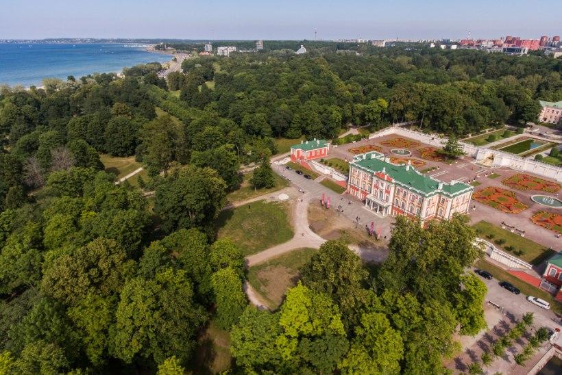 Kadrioru loss ja park – Eesti oma mini-Versailles