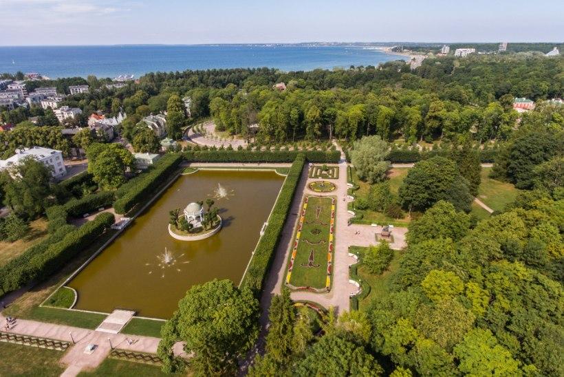 DROONIFOTOD | Kadrioru park tähistab 300. sünnipäeva