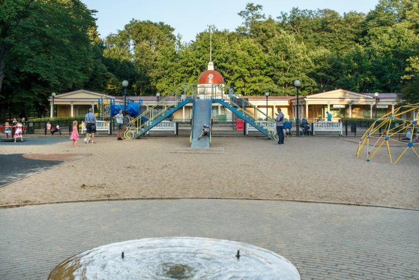 GALERII | Muinasjutuline Kadrioru park valmistub 300. sünnipäeva tähistama