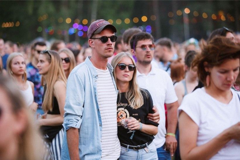 GALERII | Positivus festival sai avapaugu!