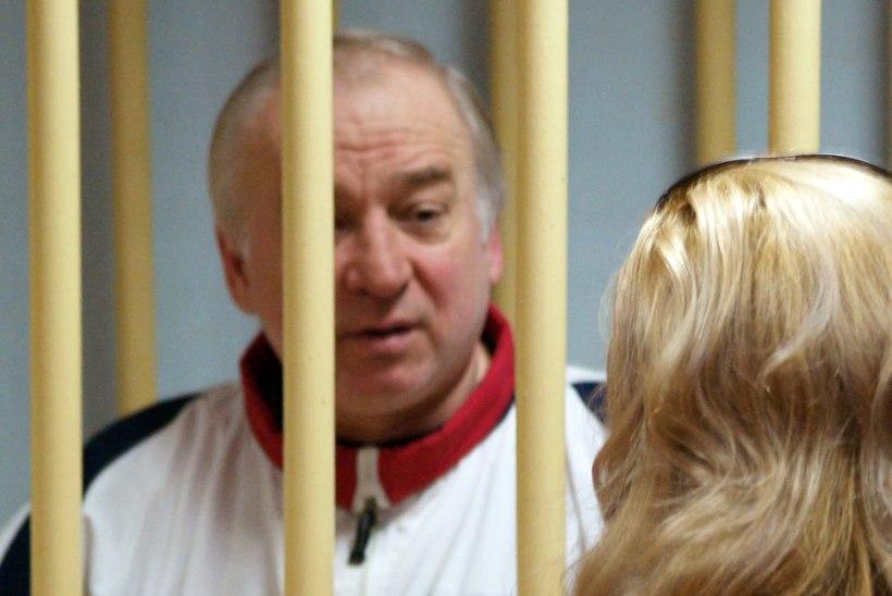 Kaks Skripalide mürgitamises kahtlustatavat on Venemaale põgenenud