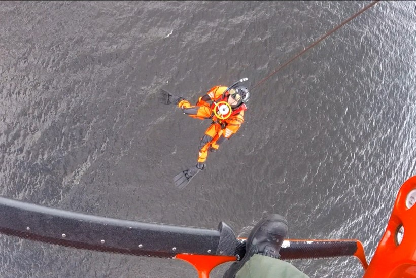 VIDEO | Peipsi järvel päästeti kolm uppumisohus meest