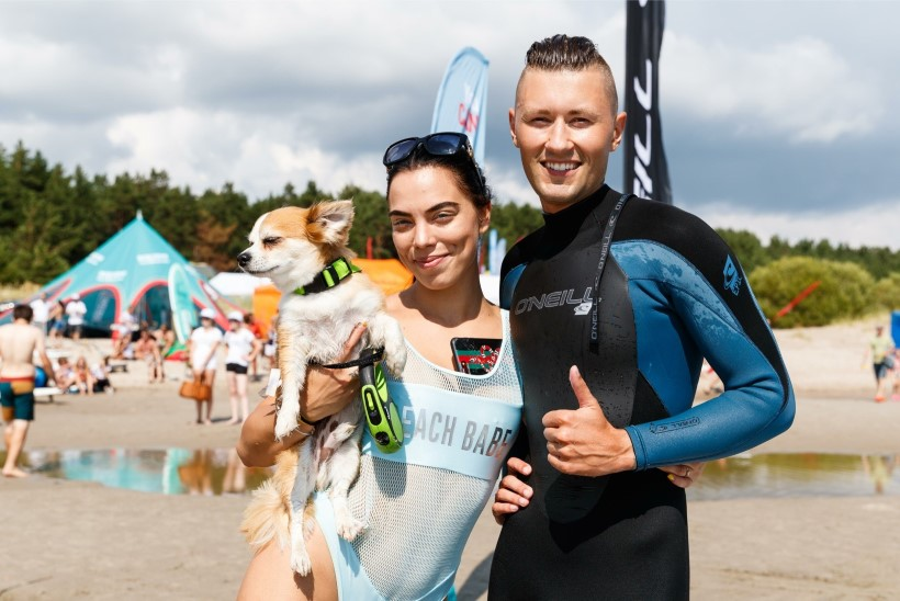 Surfivõistluse võitja Uku Arop meenutab treeningut tormisel merel: surmahirmu ei olnud, aga ärevaks tegi küll