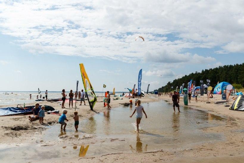 GALERII | Ilusad inimesed ja kuumad rannakehad: Surfilaager tähistab 20. sünnipäeva!