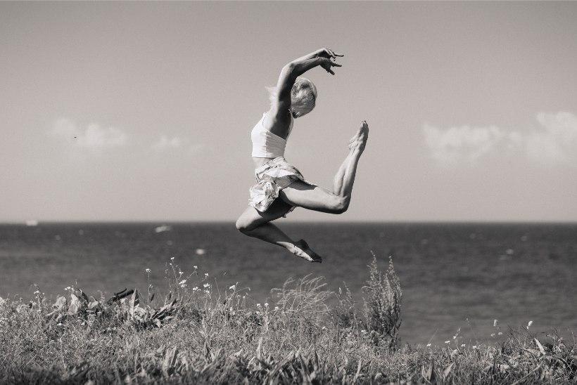 Väike tüdruk suures linnas: eestlanna on tantsinud end New Yorgi suurimatele lavadele