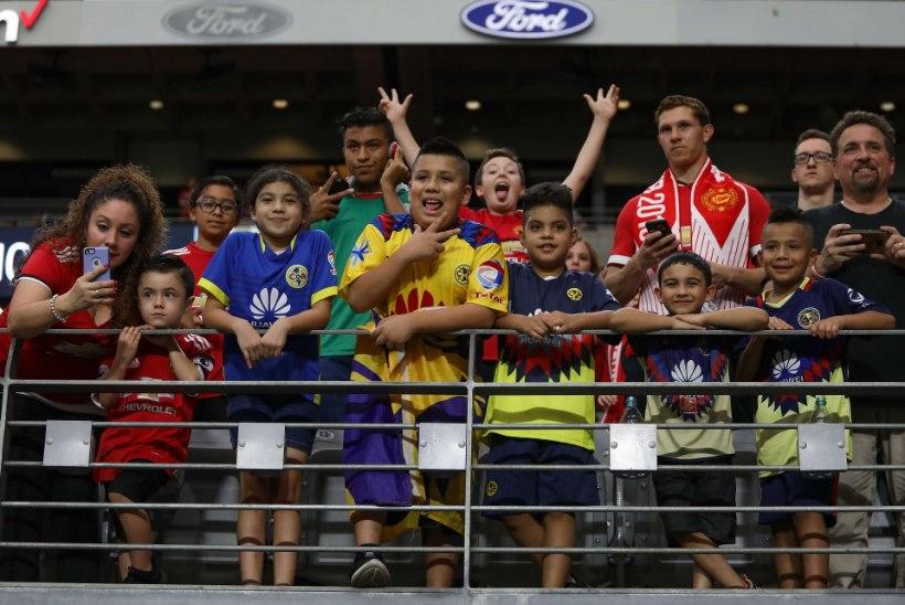 TIPPKLUBI EI TÕMBA? Manchester United pidas esimese hooajaeelse mängu pooltühjade tribüünide ees