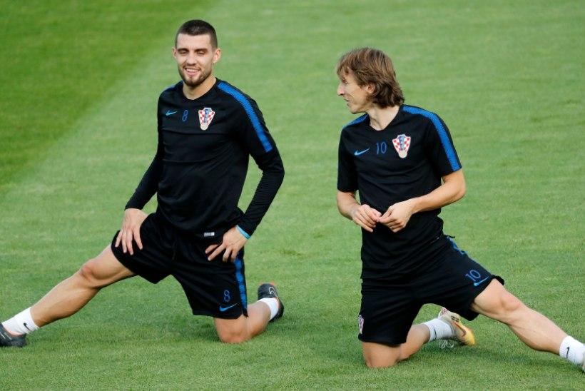 Ronaldo ees, teised järel! Ka Horvaatia poolkaitsja soovib Realist lahkuda