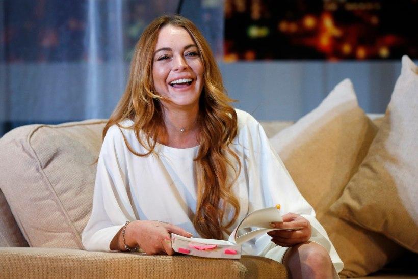 Lindsay Lohan saab isikliku tõsielusarja