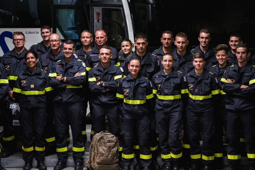 FOTOD | Rootsi metsapõlenguid saabusid kustutama ka Prantsuse sõdurid