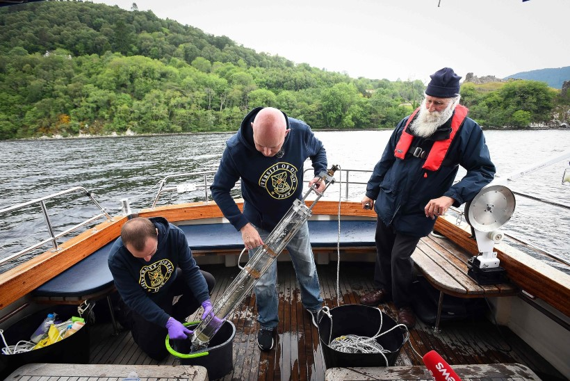 MÜÜT ELAB: Loch Nessi järvekoletis ei anna teadlastele rahu
