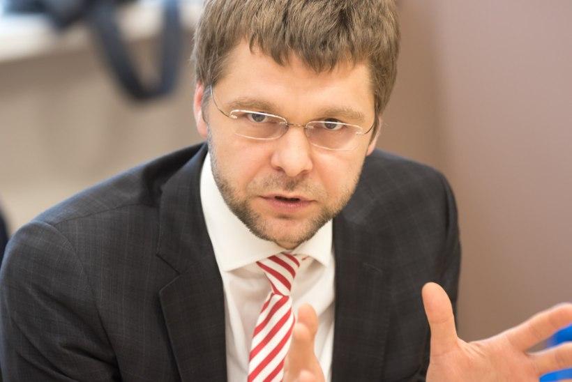 VIDEO |  Ossinovski kommenteerib Urve Palo lahkumist