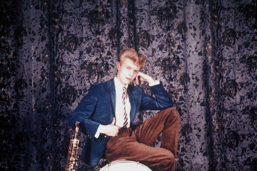 Vanast leivakorvist tuli lagedale David Bowie esimene stuudiosalvestis
