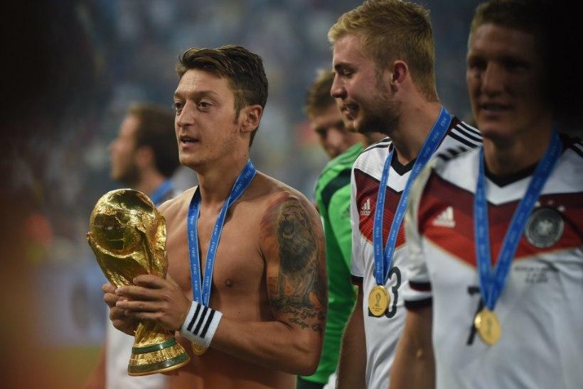 Mesut Özil – propagandist või haavatud geenius?