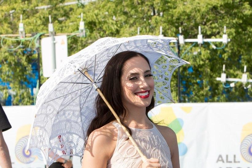 Elina Nechayeva esines mainekal muusikafestivalil: see on hea võimalus Eestit esindada!