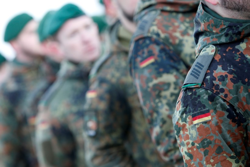 Kas Bundeswehris võivad tulevikus teenida ka eestlased?