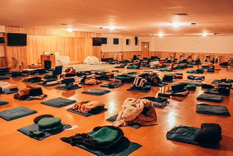 """Meditatsioonilaagris käinud Helen Adamson: """"Olin kümme päeva järjest täiesti vait."""""""