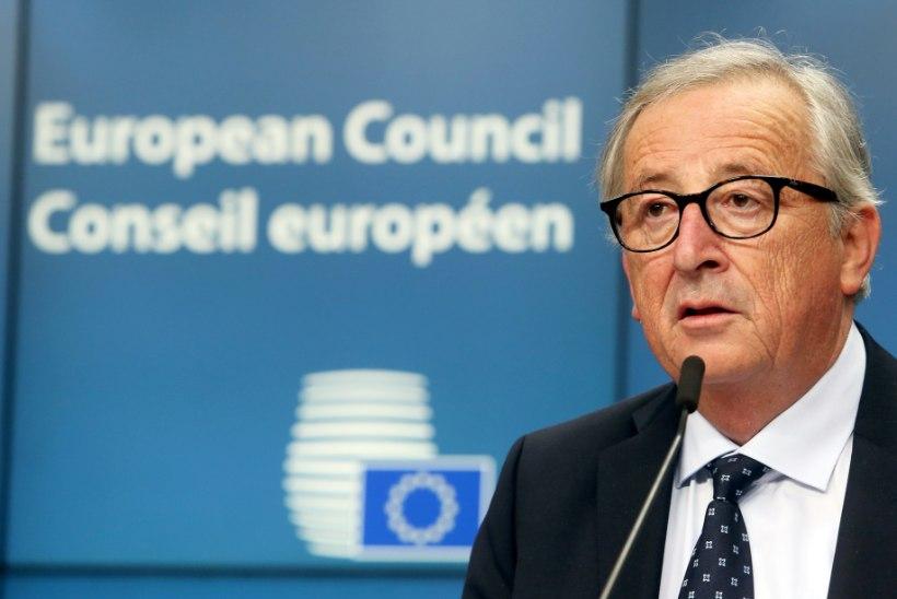 KAS TÕESTI ALKOHOOLIK? Kuulujutud Jean-Claude Junckeri alkoholilembusest püsivad