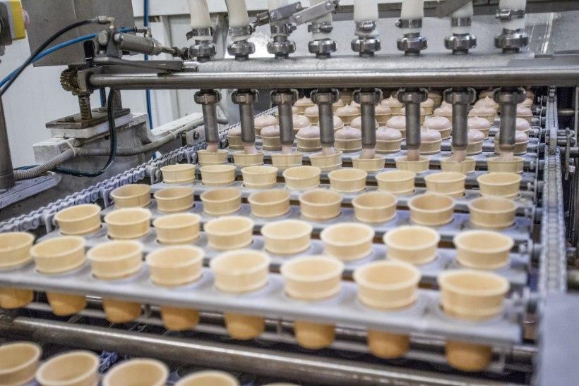 Jäätisetootjad: töötame inimvõimete piiril