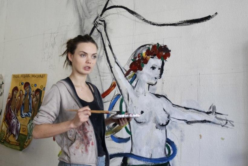ENESETAPP: naisliikumise Femen asutajaliige leiti Pariisis surnuna