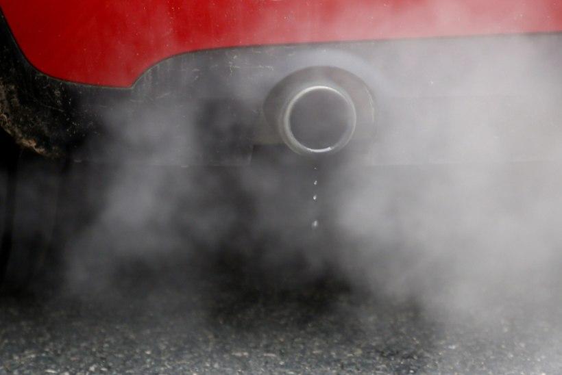 HEITGAASISKANDAAL 2: autotootjad võltsivad emissioonitestide tulemusi HULLEMAKS