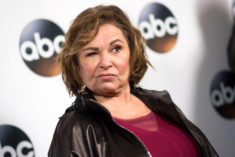 """Roseanne Barr: """"Roseanne'ile"""" tehti lõpp, sest ma hääletasin Trumpi poolt"""