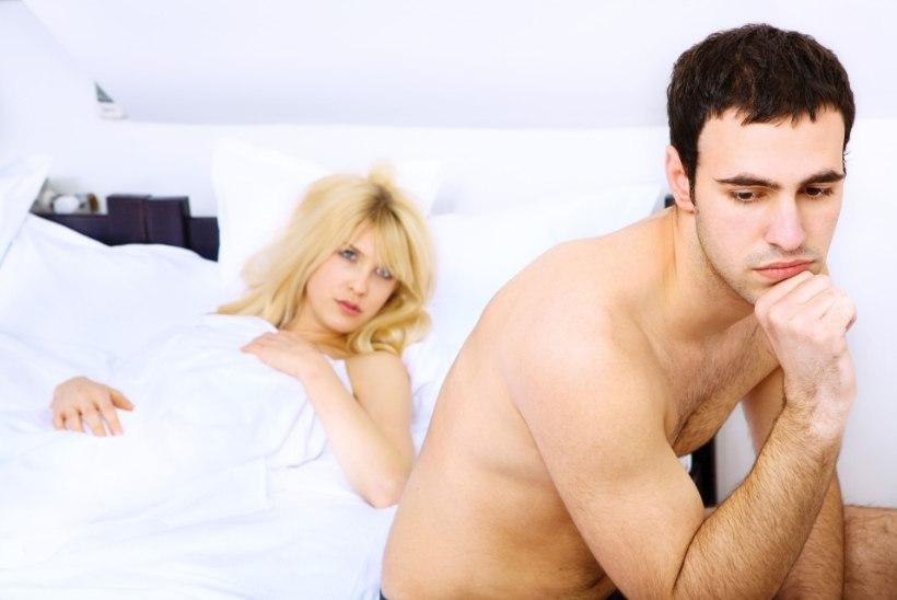 VEDAS ALT? 9 olulist seika, mis rikuvad erektsiooni