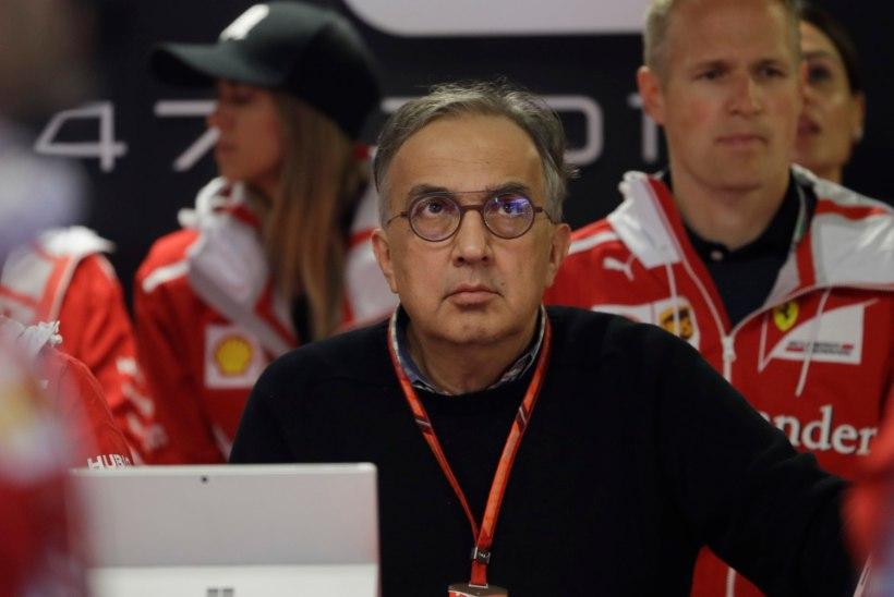 Vormelimaailm leinab: ootamatult haigestunud Ferrari juht suri paar päeva pärast ametist vabastamist