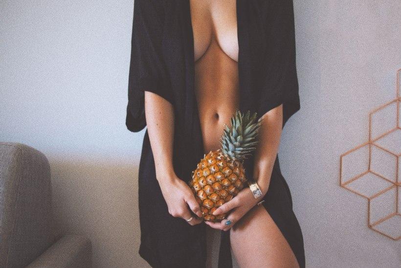 IGAVIKULINE KÜSIMUS: kas ananassi söömine parandab sperma maitset?