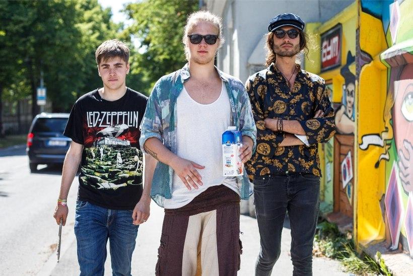 ÕL VIDEOINTERVJUU | Noortebändi poolfinalist Bourbon Sugar: oleks au esineda presidendi vastuvõtul