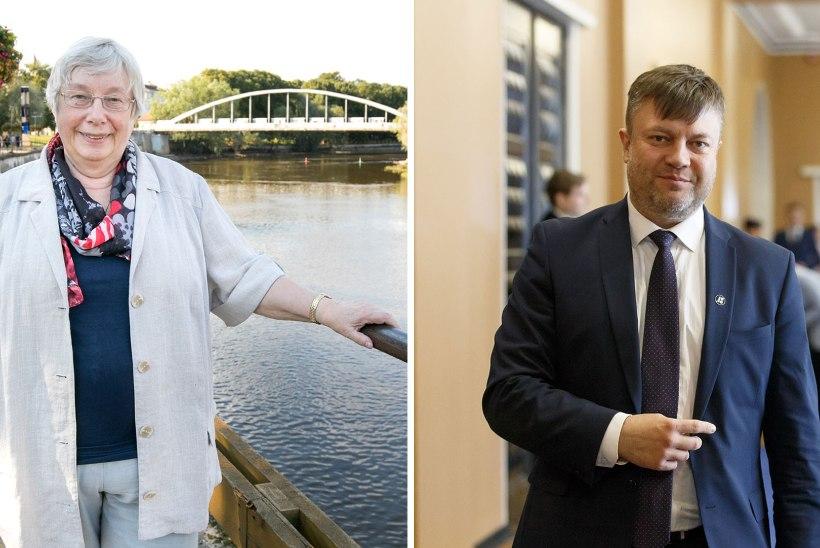 Kes sobiks uueks IT-ministriks? Marju Lauristin või Tanel Talve?