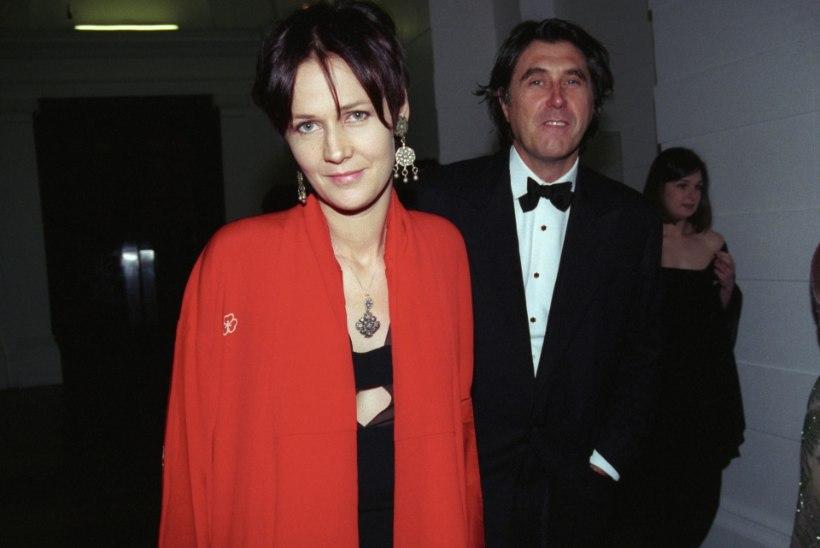 Bryan Ferry leinab ootamatult surnud eksabikaasat