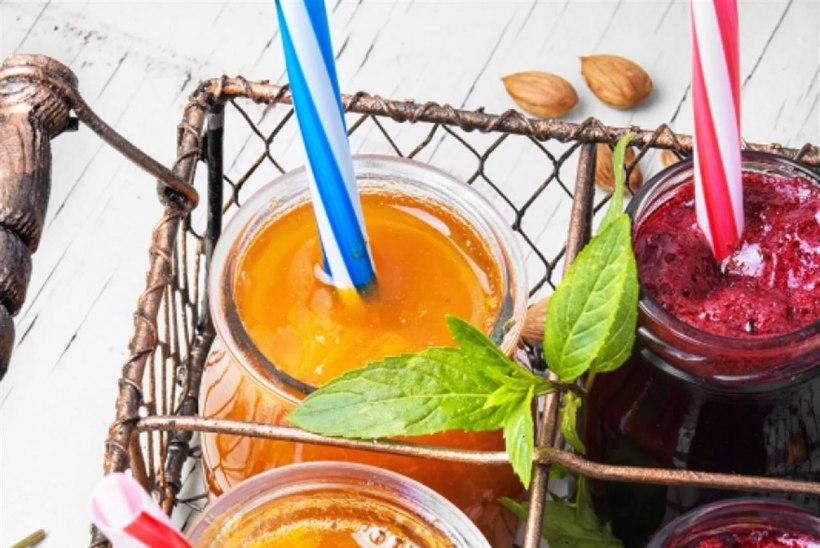 10 jahutavat jooki, mida vajad KOHE