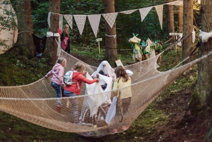 Aasta muusikasündmuse tiitli pälvinud Intsikurmu festival kutsub igas vanuses lapsi Lastekurmule