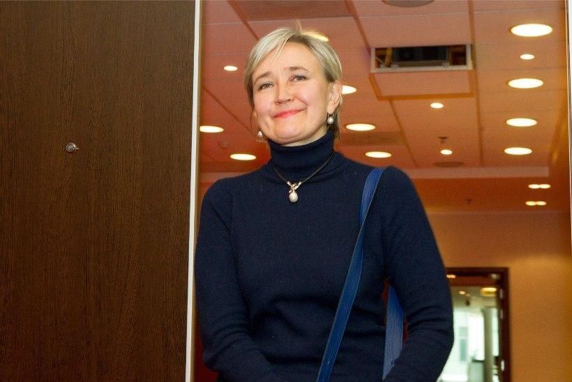 """Marianne Mikko: """"Rahvas usaldas Mati Talvikut."""""""