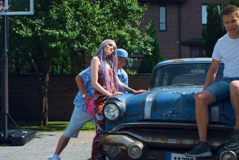 VIDEO | PILK PEALE! Cityflash, Laura-Ly, Indrek Ventmann ja Wild Disease avaldasid ülikuuma muusikavideo