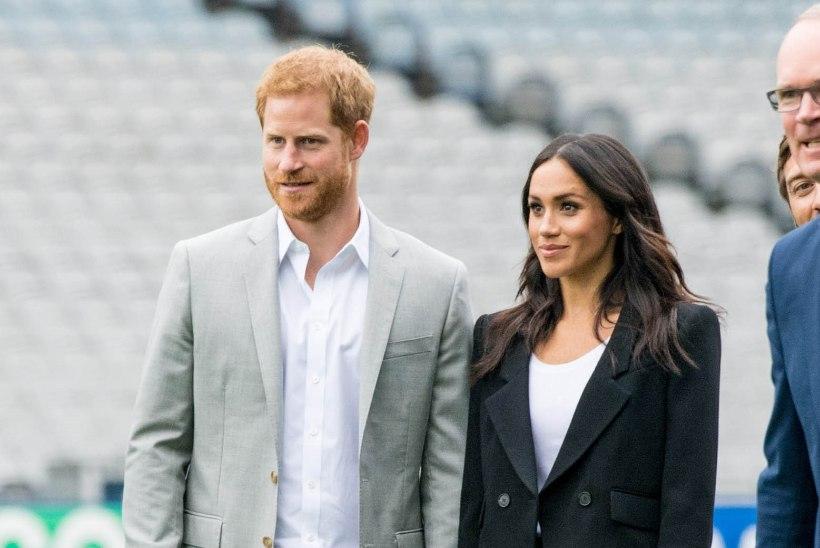 Leht: prints Harryle ei meeldi Meghani šikk lemmikrõivas
