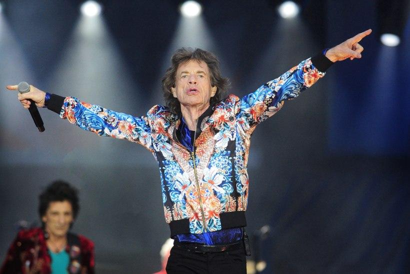"""""""Mick Jagger on nagu seksivampiir. Ta ei suuda olla truu!"""""""