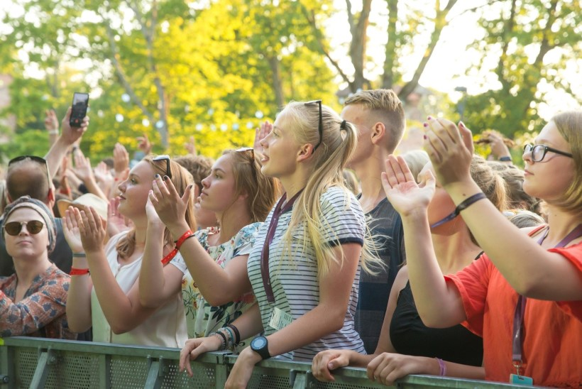 Galerii | Võimas! Zetode ja Puuluupi kontserdid olid puupüsti rahvast täis