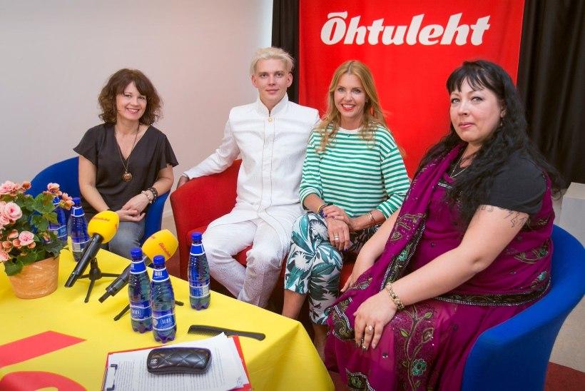 PILDID | Tantsiv nõid Eghert-Sören Nõmm tähistas oma juubelit uhke prallega