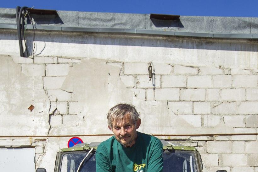 Maantee kutsub: villisemees Arno põrutab Ukrainasse unistustereisile